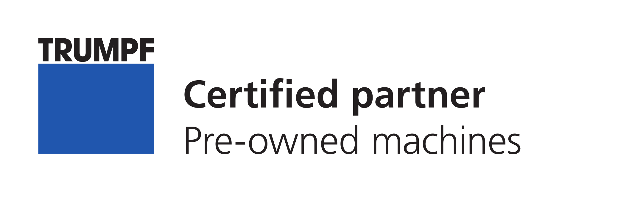 TRUMPF certified partner