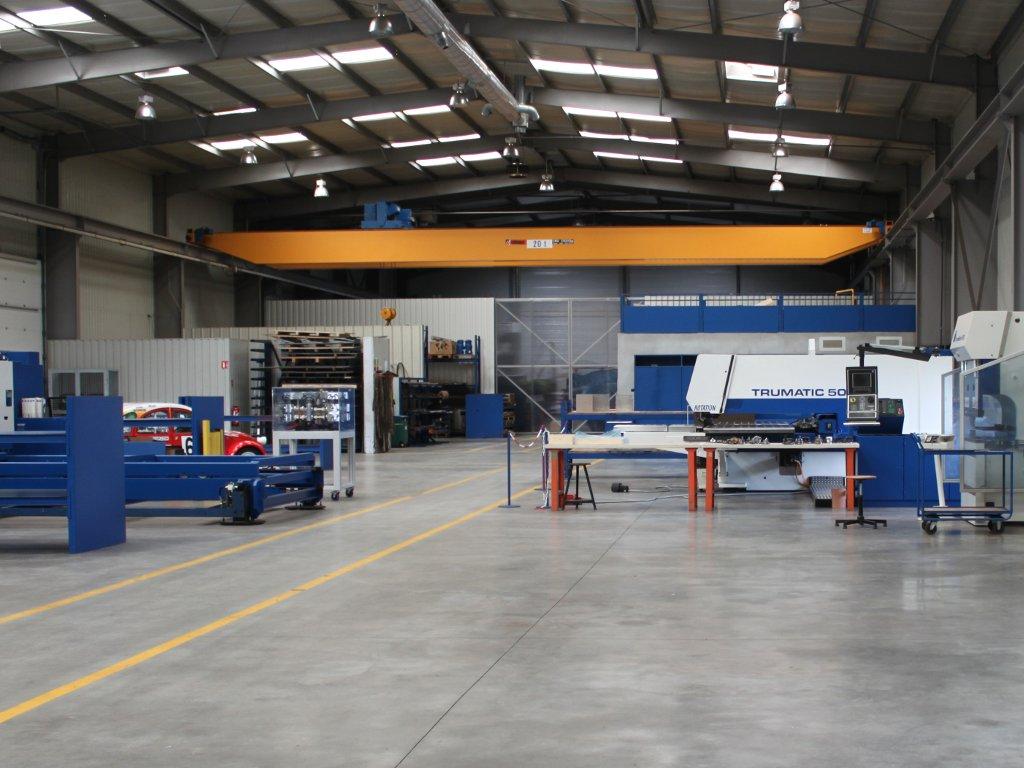 Atelier RECOS machines