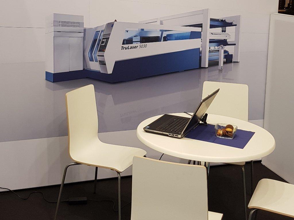 Accueil RECOS machines : Tolexpo 2018