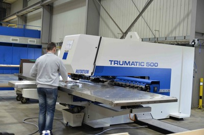 Recos machines Workshop