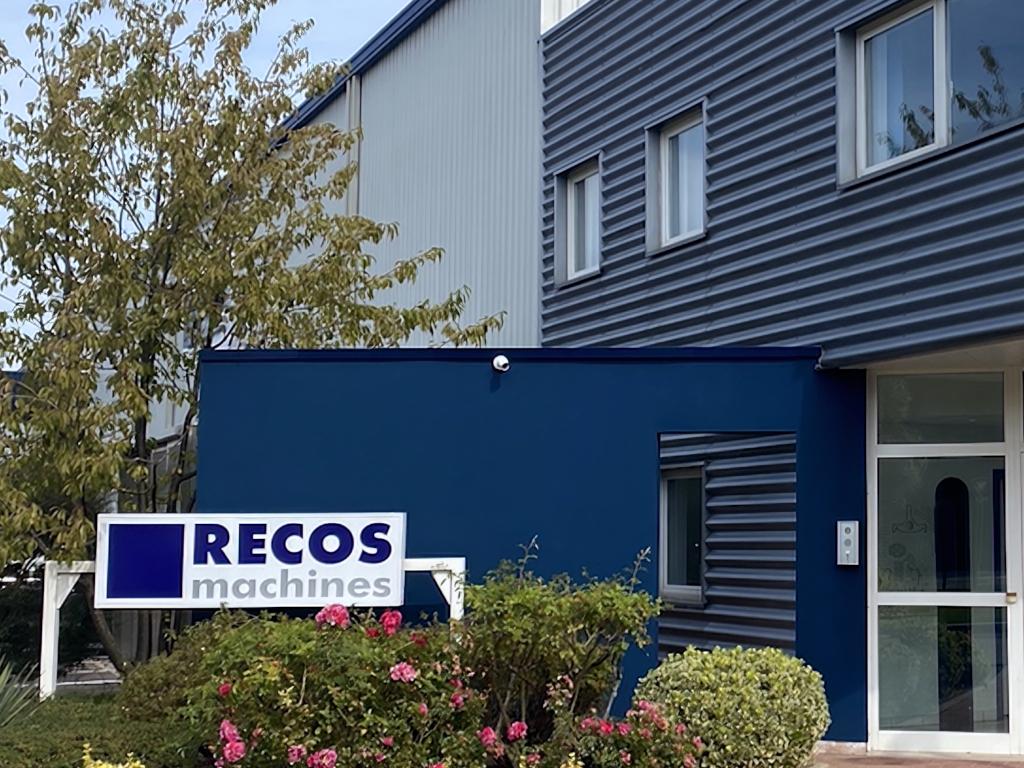 Willkommen bei RECOS machines
